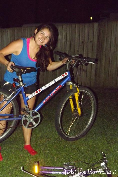 Bicicleta listeilor!!